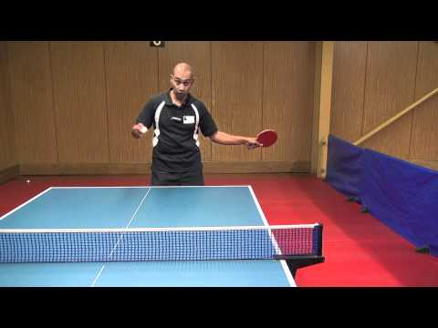 Playing a Faster Forehand Topspin