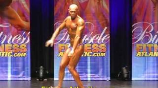 Fitness Atlantic 2009 grand master bodybuilding