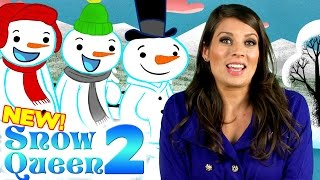 Snow Queen - NEW Chapter 2 | Story Time with Ms. Booksy at Cool School
