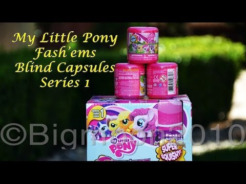 My Little Pony Fash'ems   Series 1