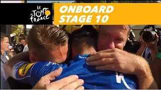 Onboard camera - Stage 10 - Tour de France 2018