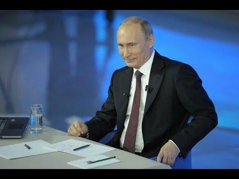 Лучший вопрос Путину на прямой линии 17 апреля 2014