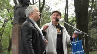 Vrea gărzi populare ca să ne păzim de Rusia