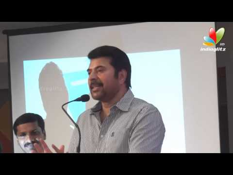 Mammootty Funny Speech In Balyakalasakhi Audio Launch I Isha Talwar, Meena I Hot Malayalam News video