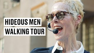 Trump Accuser E. Jean Carroll's Hideous Men Walking Tour