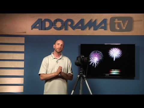 Digital Photography 1 on 1: Episode 19: Shooting Fireworks