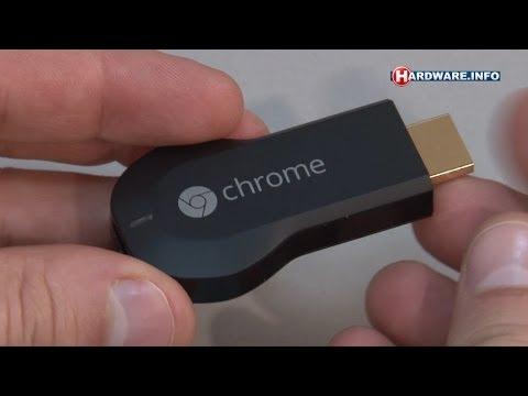 Google Chromecast review - Hardware.Info TV (Dutch)