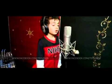 Sonu Nigam's Son Nevaan Singing Why This Kolaveri Di video