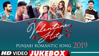 Valentine Hits   Punjabi Romantic Songs   Audio Jukebox 2019
