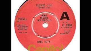 Watch Babe Ruth Elusive video