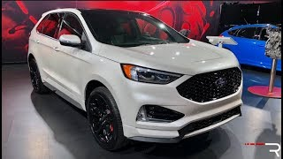 2019 Ford Edge ST – Redline: First Look – 2018 NAIAS