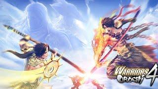 2018 - Warriors Orochi 4 Part 7 ( Không biết lựa đội hình mạnh nhất như thế nào luôn )