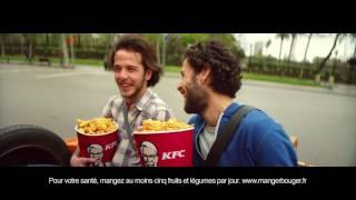 Musique pub MullenLowe Group France - KFC partenaire de la FFF