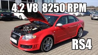 [ it is just awesome ] Audi RS4 B7 2007 Review & TestDrive JMSpeedshop !