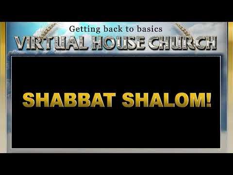 2021 Virtual House Church - Bible Study - Week 35: Naso