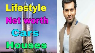 Rohit Sharma Lifestyle, 💥Income, Net Worth,🚗 Car Collection,  🏠Houses, LifeStory