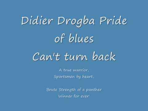 ~Didier Drogba Don't leave Chelsea~