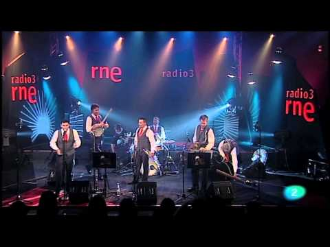 Potato Head Jazz Band en Los Conciertos de Radio 3 - Completo