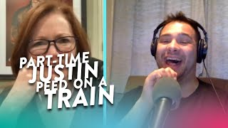 Why Did Justin Pee on a Moving Train?