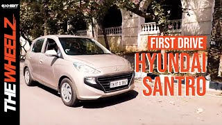 The All New Hyundai Santro 2018 | An Exhibit Production
