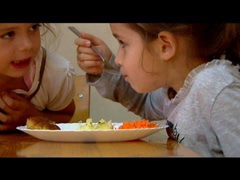 Hamburger Czy Jabłko? Dzieci Mogą Się Zdrowo Odżywiać!,