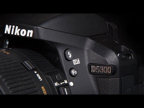 Nikon D5300 - DSLR Camera - Body, Specs, Kits