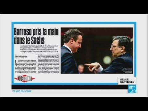 "Manuel Barroso : ""Sans foi, ni loi"""