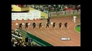 Fastest Men on the Planet 100m
