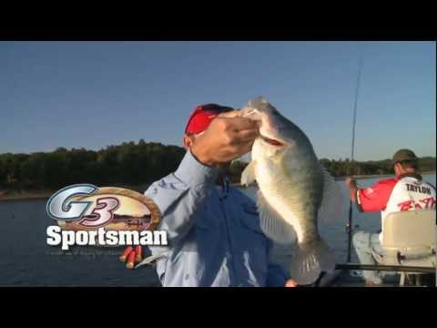 G3 Sportsman TV - Spider Rig Crappie