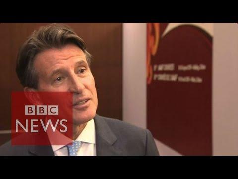 Lord Coe: IAAF president on challenge to shape athletics - BBC News