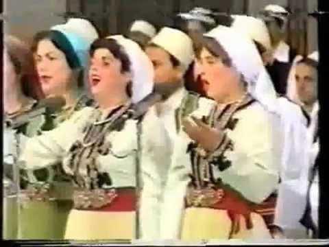 Grupi I Korçës - Moj Parti Moj Faqebardhë video