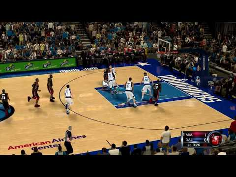 NBA 2K12 HD 1080p GamePlay Preview . recorded by AVerMedia Game Broadcaster HD