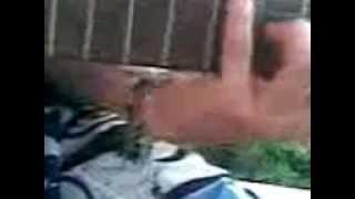 gitar bugil