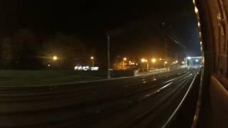 ClipXaab:Курск отправление поезд 084С Адлер-Москва 19.08.2016