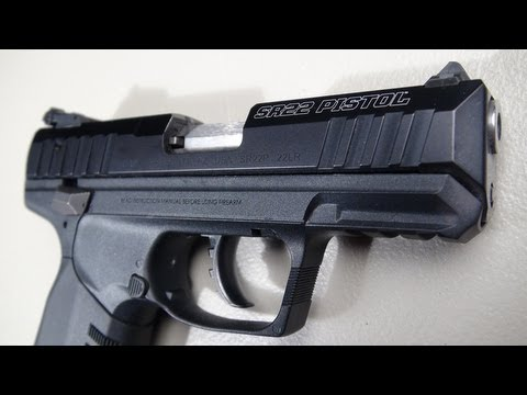 Ruger SR22 Pistol Review