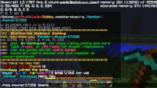 Minecraft FPS Test