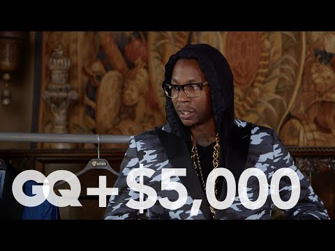 HOT NEW VIDEO: 2 Chainz Tries On A Bulletproof Suit On GQ's Most Expensivest Shit