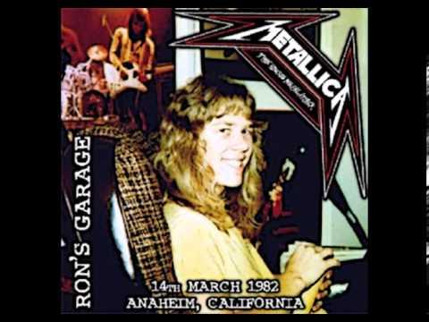 Metallica - Ron Mcgovneys 82 Garage Demo (album)