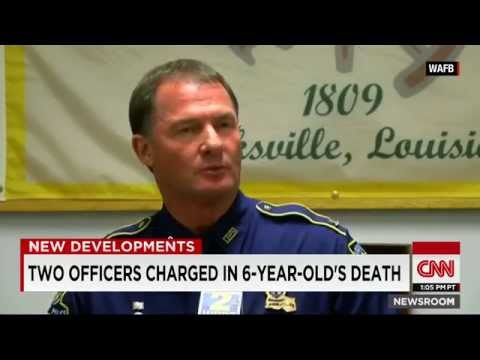 POLICE BRUTALITY - Louisiana Cops Charged With Murder For Killing 6 Year Old Autistic Boy