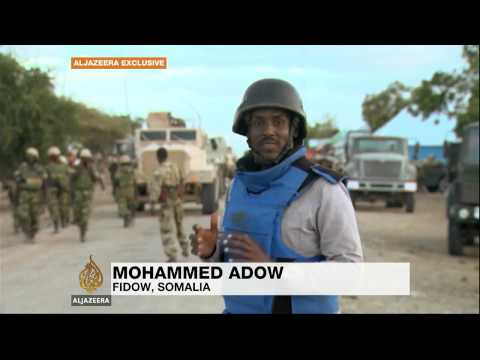 Security forces move in on al-Shabab