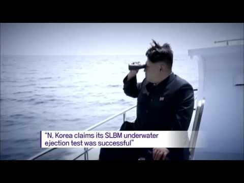 NK Missile Goals
