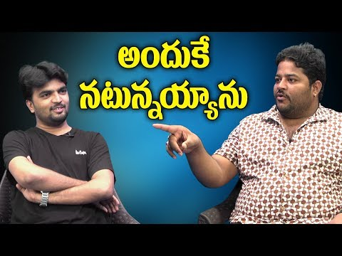 Actor PR Reddy (Ramana Reddy ) about His entry to Film Industry | RK Tho Saradaga | Y5 tv |