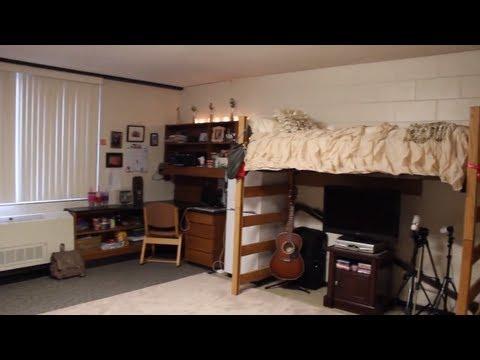 Msu Dorm Room Tour