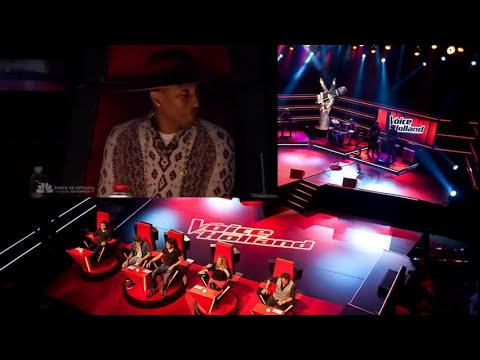 The Voice 2014 Knockout Rounds USA ~ Ricky Manning