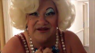 Watch Lynsey De Paul Getting A Drag video