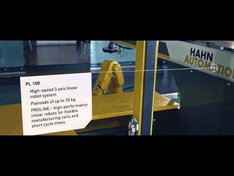FANUC Deutschland and Hahn Automation