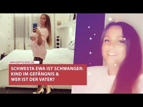 """""""Xatar ist nicht der Baba!"""": Schwesta Ewa ist schwanger und erwartet Kind im Gefängnis"""