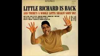 Watch Little Richard Goodnight Irene video