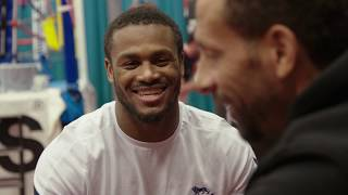 Defender To Contender - Rio's Boxing Journey – E8: Training with Team GB