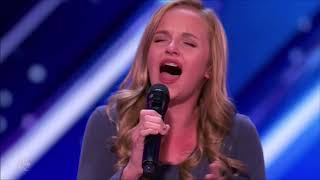 A Tribute To Evie Clair's Dad & Her Journey on America's Got Talent 2017